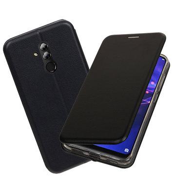 Slim Folio Case voor Huawei Mate 20 Lite Zwart