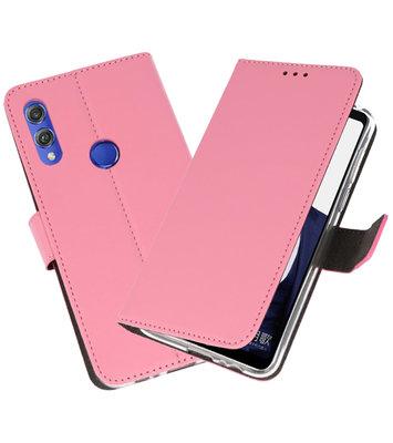 Wallet Cases Hoesje voor Huawei Note 10 Roze