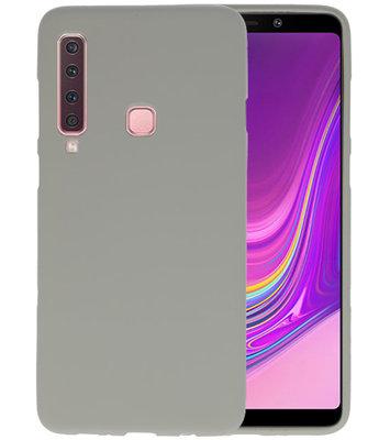 Grijs Color TPU Hoesje voor Samsung Galaxy A9 2018