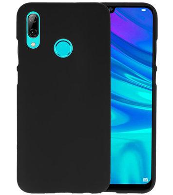 Color TPU Hoesje voor Huawei P Smart 2019 Zwart