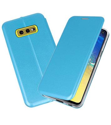 Slim Folio Case voor Samsung Galaxy S10e Blauw