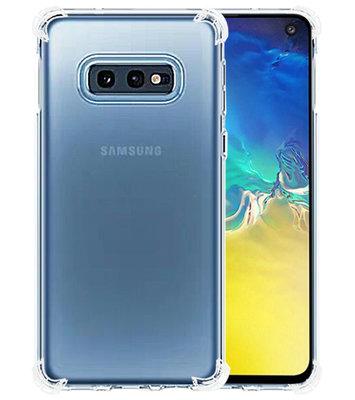 Schokbestendig transparant TPU hoesje voor Samsung Galaxy S10e