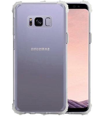 Schokbestendig transparant TPU hoesje voor Samsung Galaxy S8 Plus