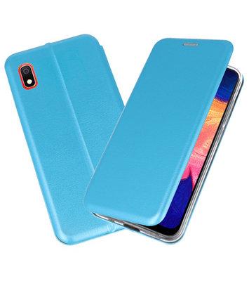 Slim Folio Case voor Samsung Galaxy A10 Blauw