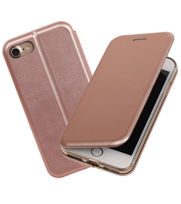 Slim Folio Case voor iPhone 8 / 7 Roze