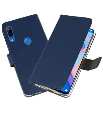Wallet Cases Hoesje voor Huawei P Smart Z Navy