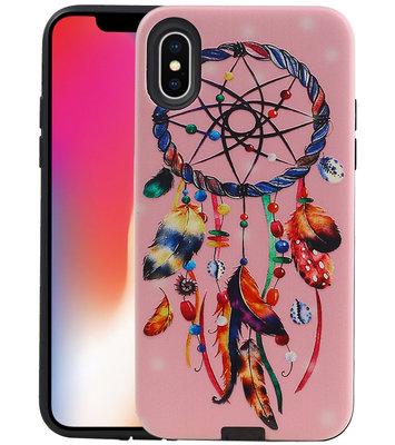 Dromenvanger Design Hardcase Backcover voor iPhone X / XS