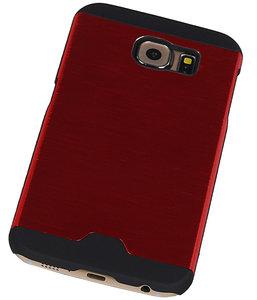 Lichte Aluminium Hardcase Samsung Galaxy S6 G920F Roze