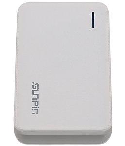 SunPin Power Bank 5500 mAh voor Hoesje voor Sony Xperia Z5 Compact