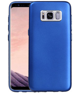 3d22d0f63af Hoesje voor Samsung Galaxy S8 Design TPU back case Blauw