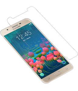Samsung Galaxy J5 Prime Premium Tempered Glass - Glazen Screen Protector